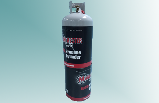 100#-propane